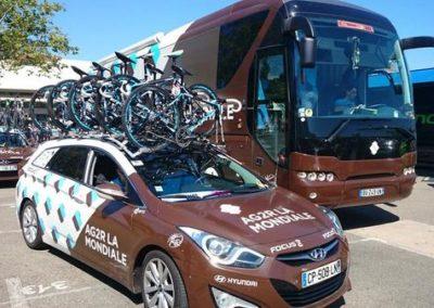 Sécurité Tour de France