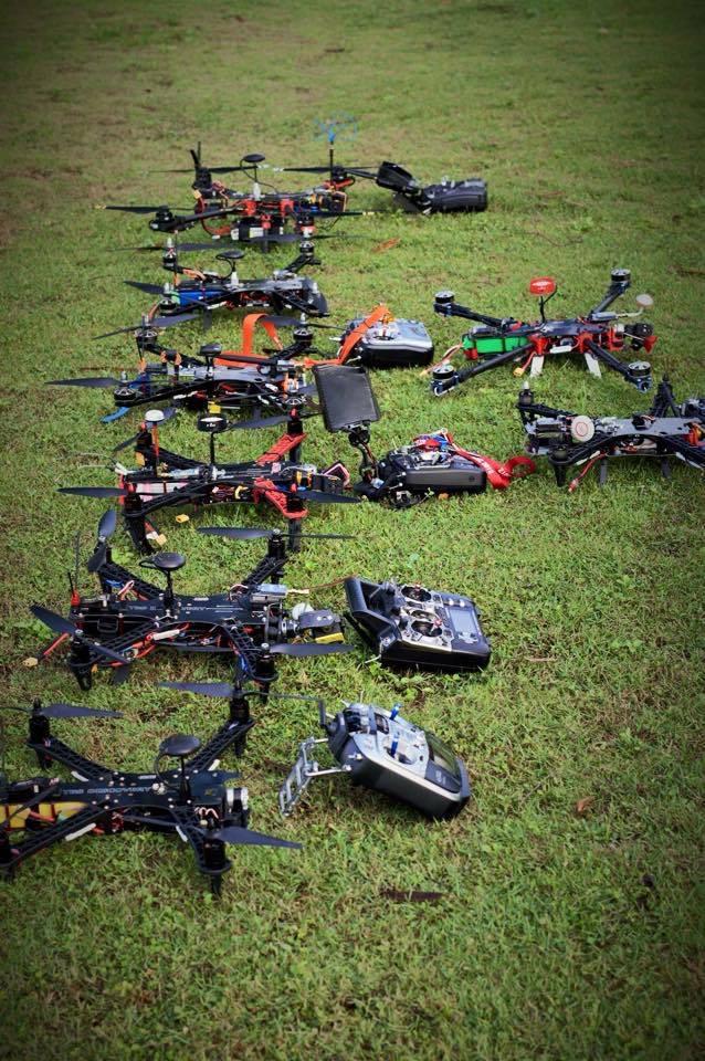 surveillance protection drones