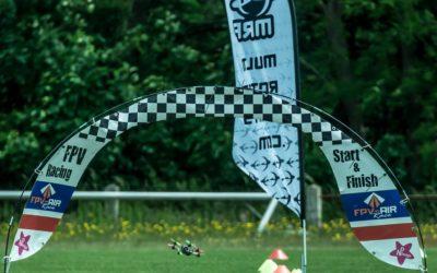 Protection d'une compétition internationale de Drones pour une chaîne TV américaine